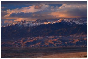 Where Sand Meets The Sangres by Nate-Zeman