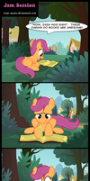 Jam Session by Toxic-Mario