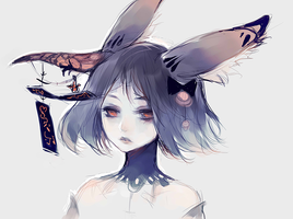 Wind Chime Demon by Polis-adopts