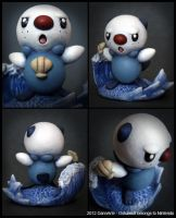 Oshawott - Removable Scalchop