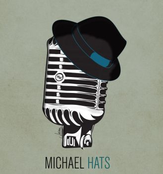 Michael Hats by jayrivera