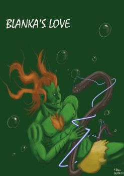 Blanka's love by yesuifegnand