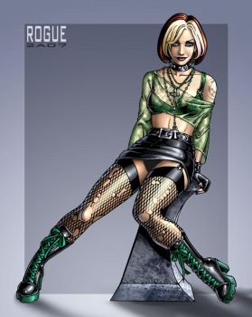 Rogue - evo color by Candra