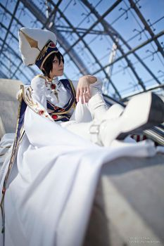 Lelouch Cosplay - Your Emperor Has Arrived. by diriagoly