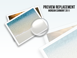 Preview Replacement Icon by morgcar