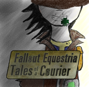 Tales of a courier cover by aFriendlyHobo
