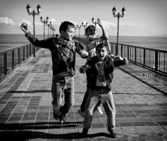 Boys by cangelir