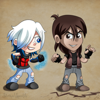 The New Rockin' and Shockin' Chibi's! by Starimo