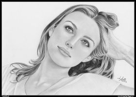 Keira Knightley by iSaBeL-MR