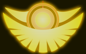 Solar Empire Emblem (Wallpaper) by SASFalcon