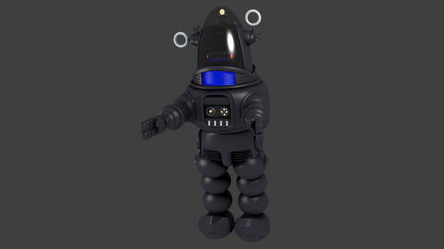 Robby the Robot by Neoiel
