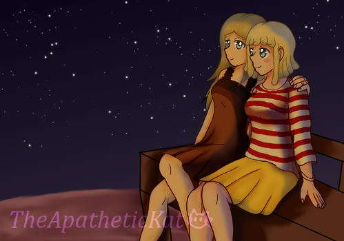 (Day 7) We'll Always Have Each Other by TheApatheticKat