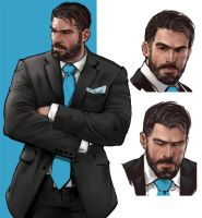 Suit guy 1. by yy6242