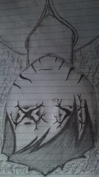 attempt at drawing anime -4 by SyafiqDanz