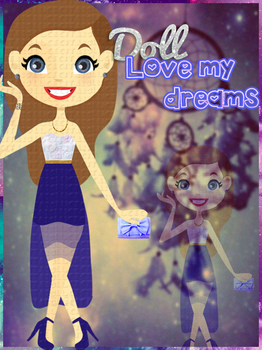 Doll Love my Dreams by lucecita20