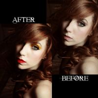 January Retouch by BerlinlavsMarie