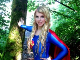 SuperGirl: Preview by damselle-xo