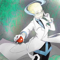Pkmn Request: Colress by nkein