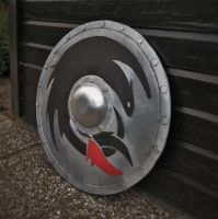 Hiccup's shield by Sherlockian