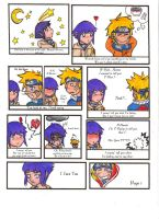 Hinata's Song pg 1_Color by XxChibiChaserxX