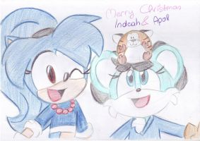 gift: Indeahsunn by LeniProduction