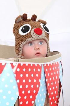 Rudolph the Red Nosed Baby? by VisualJunky