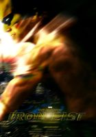 The Immortal Iron Fist Teaser Poster by Enoch16