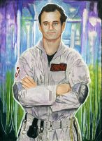 GHOSTBUSTERS_Bill Murray_It's_Venkman. by BecDeCorbin