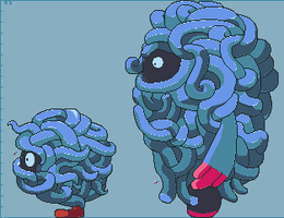 Tangela Tangrowth