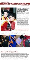 Cosplay Tutorial: Seamless Trim by firewolf826