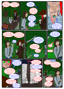 Page 81  Talking to strangers? by Clayton41