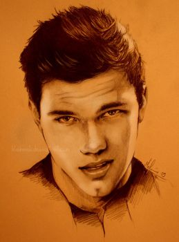 Twilight - Jacob Black by kleinmeli
