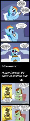 Daring Do - by anonymous by Niban-Destikim