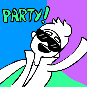 Party Guy! by H3r0d4n