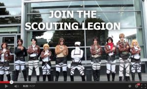 SNK COSPLAY CRACK VIDEO !! by Black--Deamon