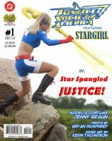 Jenny Braun as Stargirl by KustomKomiks