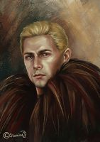 Cullen Rutherford (Dragon Age Inquisition) by Sicarius8