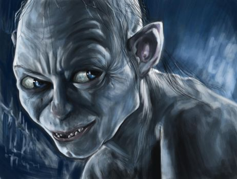 Gollum Favourites By Shadowlotr On Deviantart