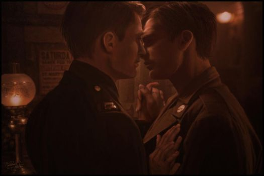 Save the Last Dance for Me (Steve and Bucky) by thecannibalfactory