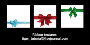 Ribbon textures by Martini-Tiger-Bianco