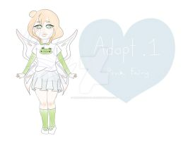 Fairy Adopt 1 - Open by Sophisticated-D