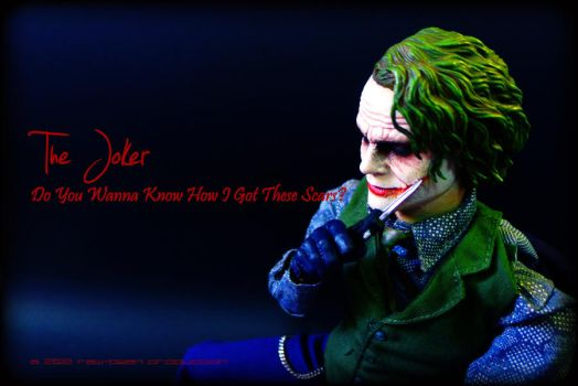 Hot Toys - The Joker 4 by jaysquall