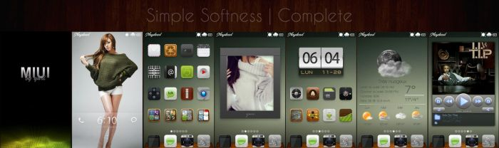 Simple Softness Complete by yuyudroid