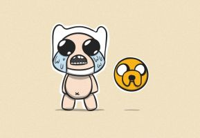 The Binding of Finn and Jake by mchn