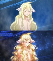 Patreon Screenshot Redraw: Mavis Vermillion by galia-and-kitty