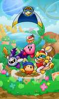 Kirby's Return to Dream Land by Torkirby