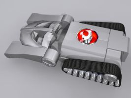 thundertank_unfinished by wiliam-bc