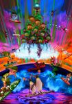 North Pole 2050: Christmas Tree Island by surreal1st1cp1llow