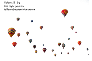 Precute Hot Air Balloons 13 by FairieGoodMother