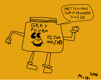Col. Mustard by HolyWatterson